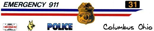 CPD - Columbus Ohio Police Dept.